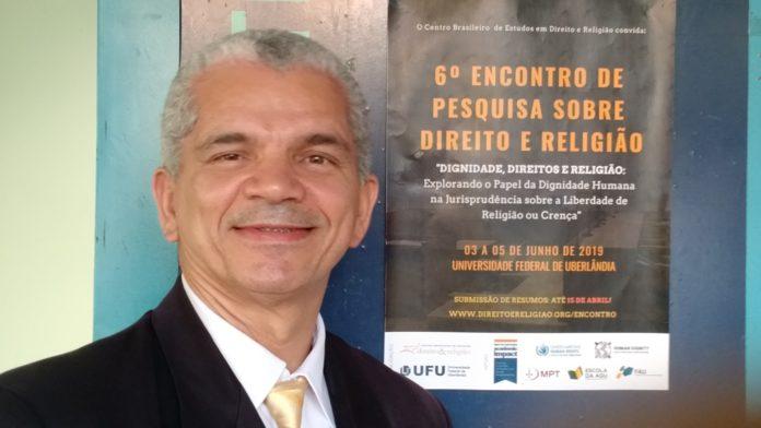 Dr. Gilberto Garcia participa do 6º CEDIRE-UFU-MG