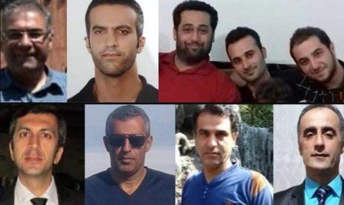 Ex-muçulmanos presos no Irã por se tornarem cristãos. (Foto: reprodução/BosNewsLife)
