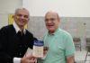 Dr. Gilberto Garcia e o Pastor e Dr. Fausto Aguiar de Vasconcelos, Presidente da CBB de Natal-RN
