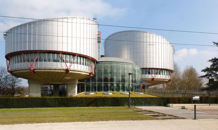 Sede da Corte Europeia de Direitos Humanos, na França