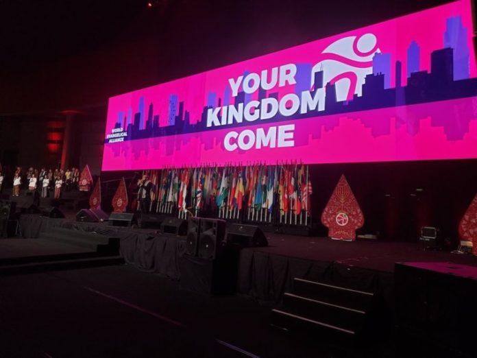 Aliança Evangélica Mundial realiza sua Assembléia Geral de 2019 em Bogor, Indonésia | Foto: WEA