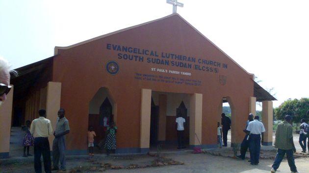Igreja Luterana no Sudão