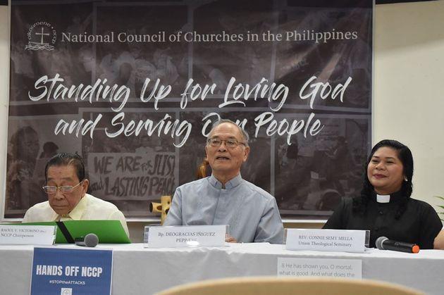 Conselho Nacional de Igrejas das Filipinas é considerado grupo terrorista