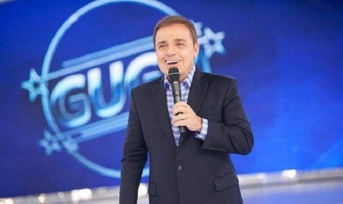 Gugu Liberato era apresentador da TV Record. (Imagem: R7)
