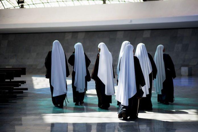 Grupo de freiras