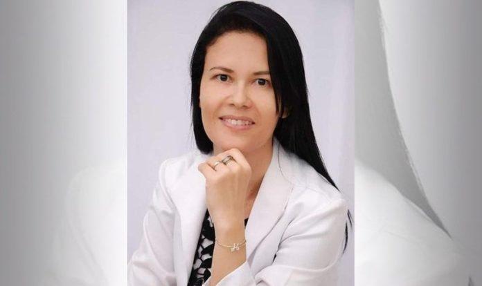 A pastora Simone Soares foi vítima de João de Deus. (Foto: Reprodução/UOL)