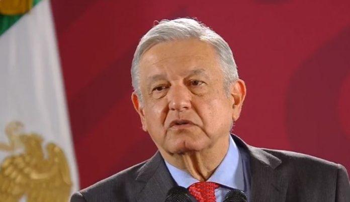 O presidente mexicano, Andres Manuel López Obrador