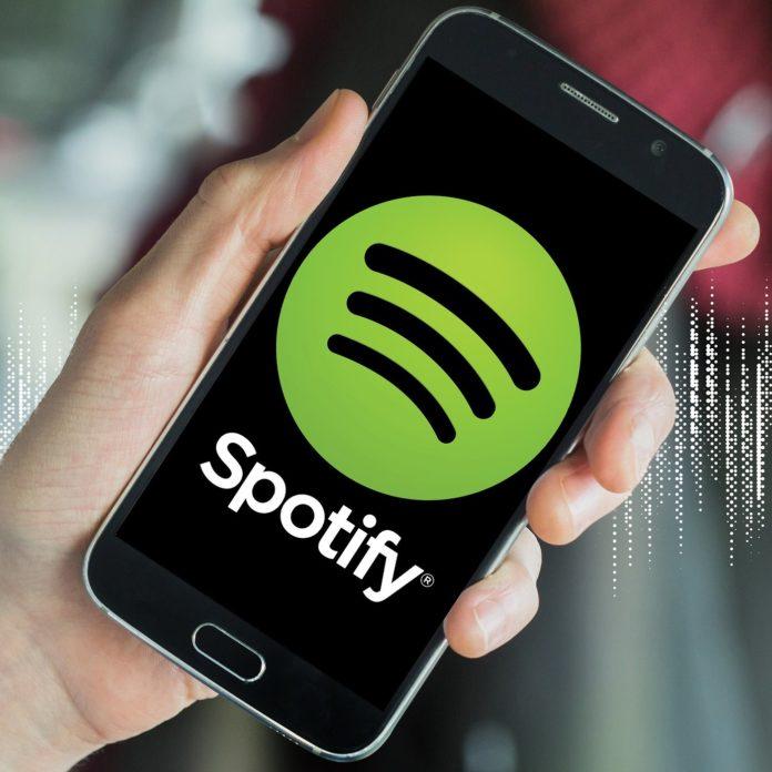 Spotify é um serviço de streaming de música, podcast e vídeo