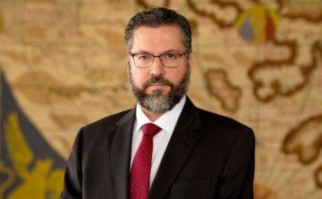 Ministro das Relações Exteriores do Brasil, Ernesto Henrique Fraga Araújo
