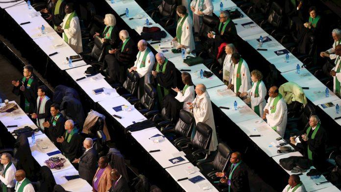 Bispos da Igreja Metodista Unida nos EUA