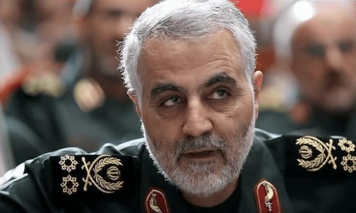 O poderoso general Qasem Soleimani, que morreu nesta sexta-feira, 03 de janeiro de 2020, em Bagdá, em um bombardeio dos EUA
