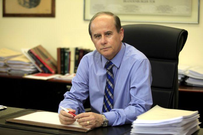 Benedito Guimarães Aguiar Neto, ex-reitor da Universidade Presbiteriana Mackenzie, em São Paulo, é o novo presidente da Capes — Foto: Divulgação/Mackenzie