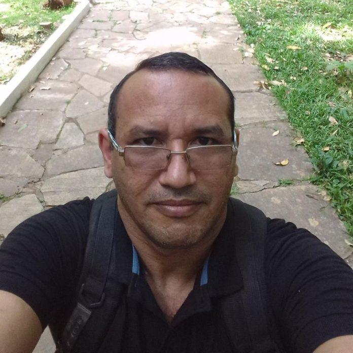 Pastor evangélico Ricardo Lopes Dias