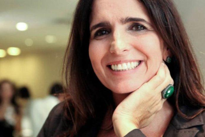 Malu Mader é atriz da Rede Globo