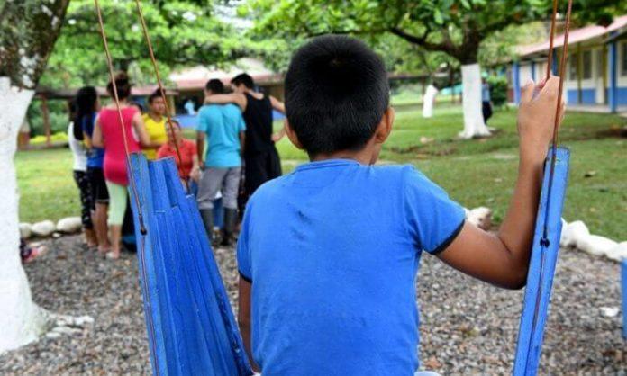 As crianças filhas de cristãos perseguidos continuam no abrigo e estão em quarentena, na Colômbia