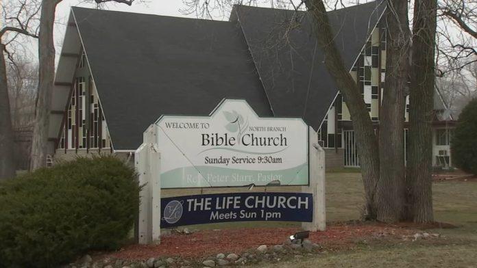 The Life Church of Glenview (Igreja Life of Glenview), em Illinois, EUA.