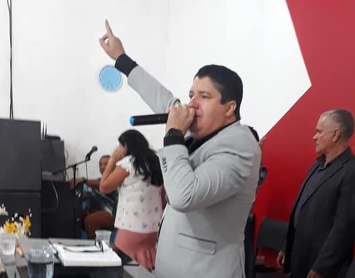pastor Jesus Gorgs é expulso da Assembleia de Deus Mato Grosso do Sul, depois de agredir e ameaçar de morte a esposa.