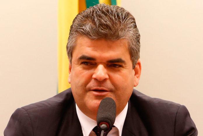 O prefeito de Duque de Caxias, Washington Reis
