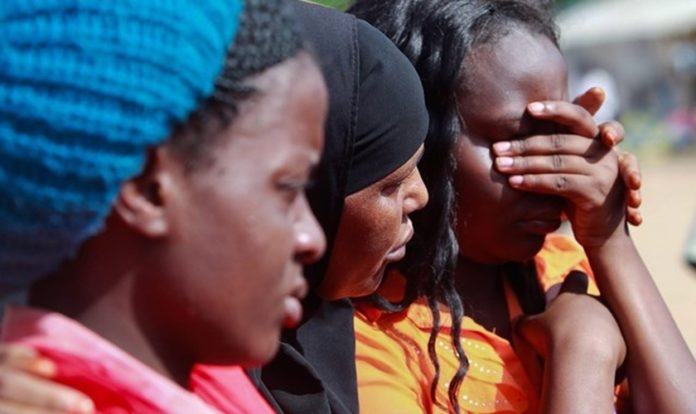 Mulheres cristãs no Quênia