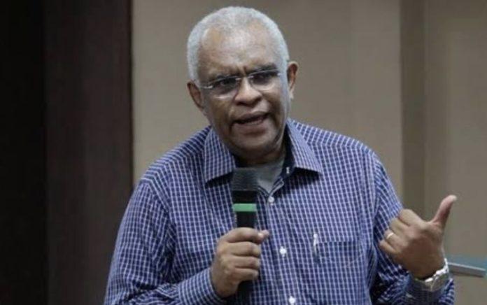 O pastor Sócrates Oliveira de Souza, diretor-executivo da Convenção Batista Brasileira (CBB)