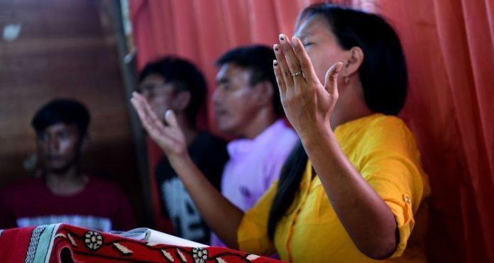 Cristãos nas Filipinas