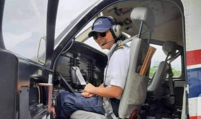 A pilota missionária Joyce Lin morreu em acidente na Indonésia. (Foto: Arquivo pessoal)
