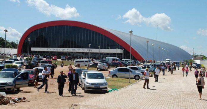 Centro de Convenções da Assembleia de Deus, em Belém (PA)