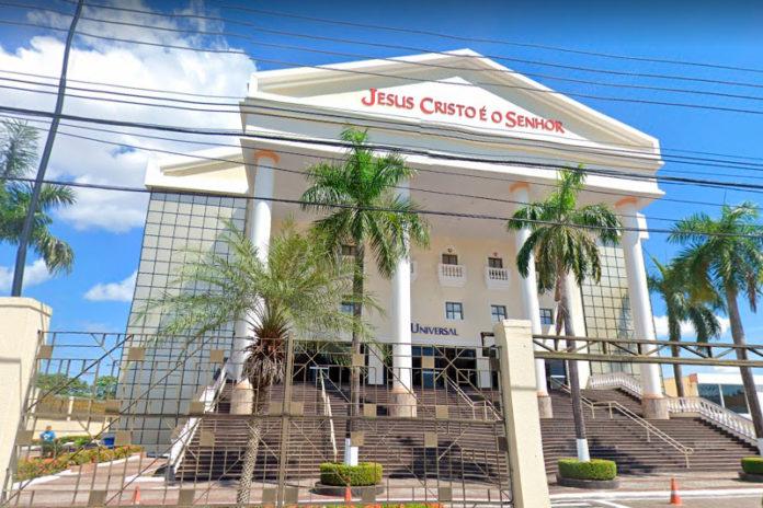 Templo da Igreja Universal em Manaus (AM)