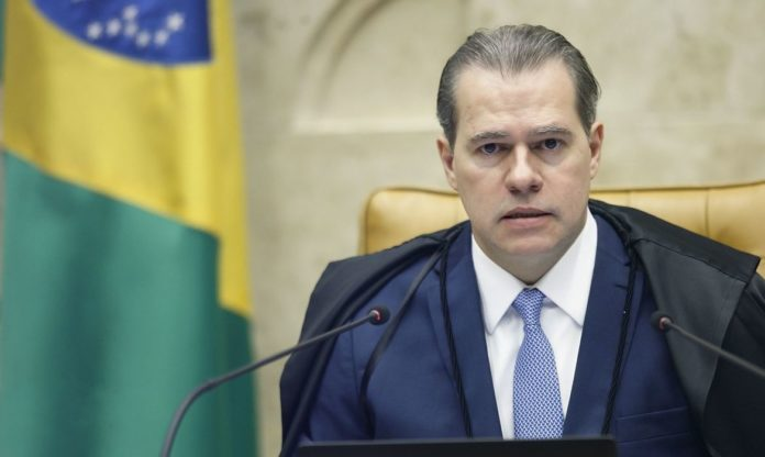 Dias Toffoli, ministro do STF