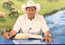 Valdemiro Santiago é líder da Igreja Mundial do Poder de Deus