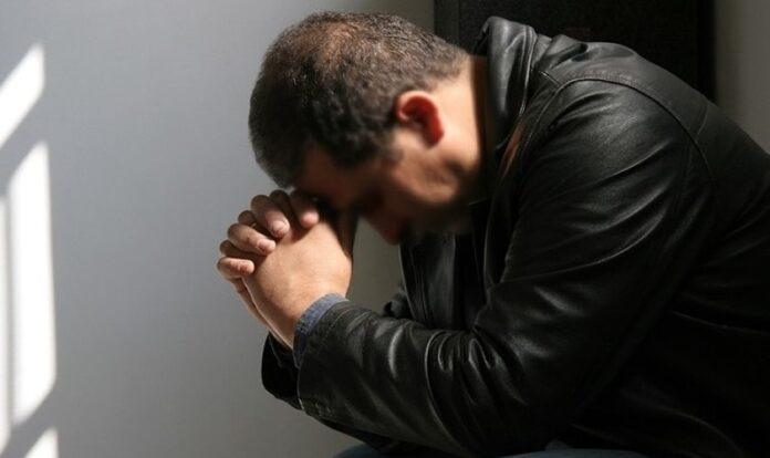 Cristão preso (imagem ilustrativa)