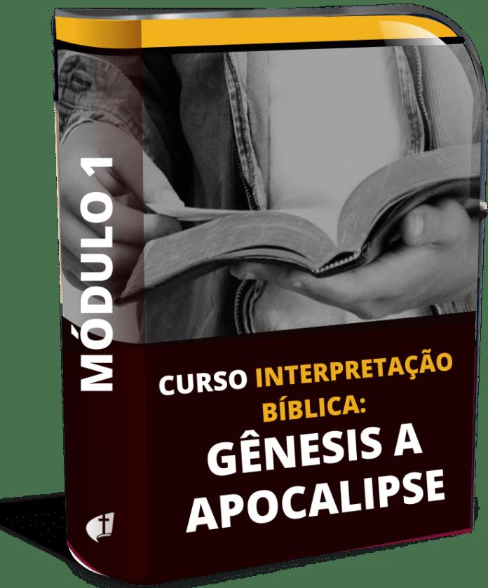 Curso Interpretação Bíblica: Gênesis a Apocalipse