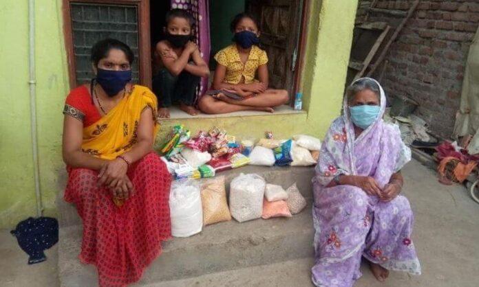 Cristãos indianos foram excluídos da ajuda governamental por causa da fé, mas receberam itens de alimentação e higiene dos irmãos e irmãs ao redor do mundo