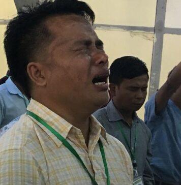 Cristãos são perseguidos em Mianmar