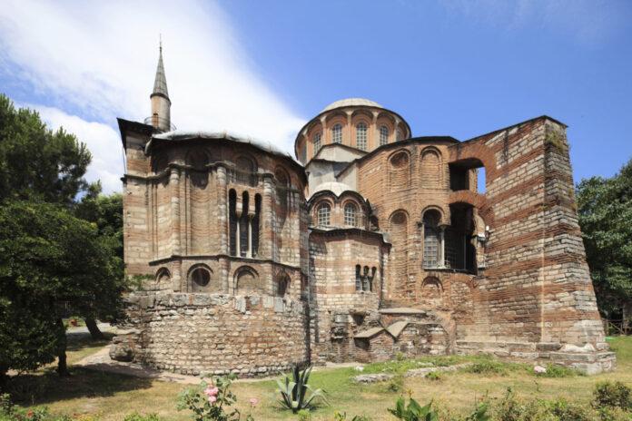 Igreja de São Salvador em Chora, Turquia