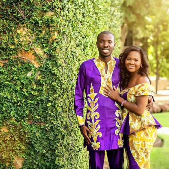Profeta Sylvester Ofori, 35, e sua falecida esposa, Barbara Tommey, 27. | Pinterest