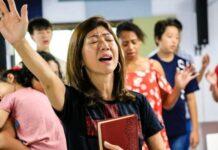 Cristãos no Japão: Igreja Sola Japan é uma das missões brasileiras que se dedica à evangelização de imigrantes e dekasseguis. (Foto: Facebook)