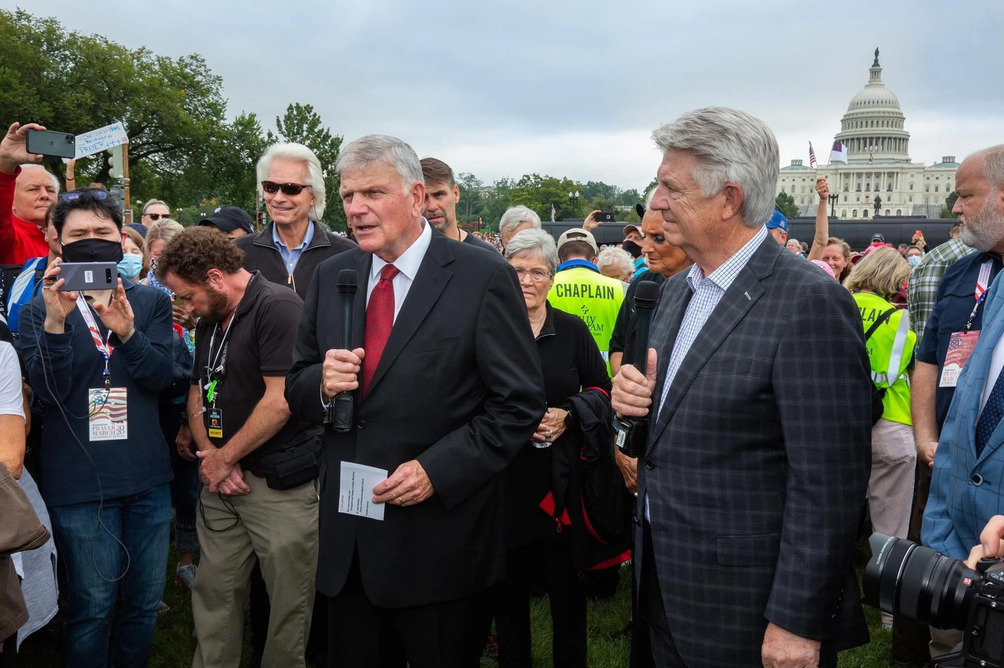 Marcha de Oração 2020 reúne milhares de pessoas nos EUA   Folha Gospel
