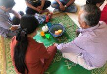 Família cristã no Vietnã