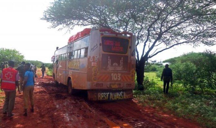 Al-Shabaab ataca ônibus no Quênia e executa cristãos, após separar passageiros por religião. (Foto: International Christian Concern)