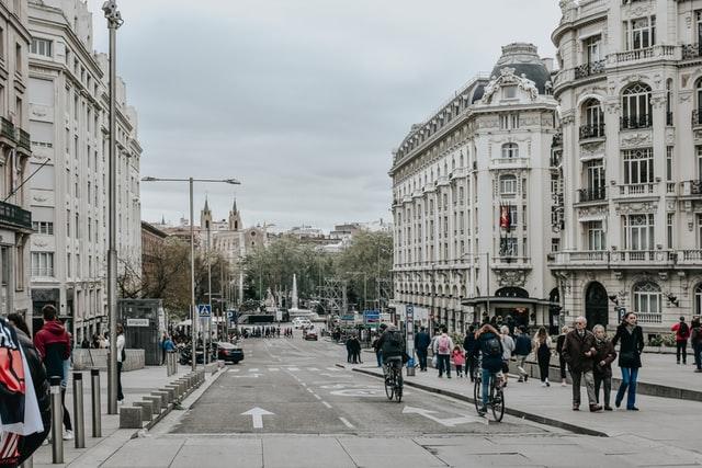 Madri, capital da Espanha (Foto de Yuni Martin no Unsplash)