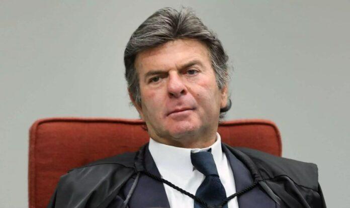 O ministro Luiz Fux, atual presidente do STF. (Foto: Nelson Jr. / STF)