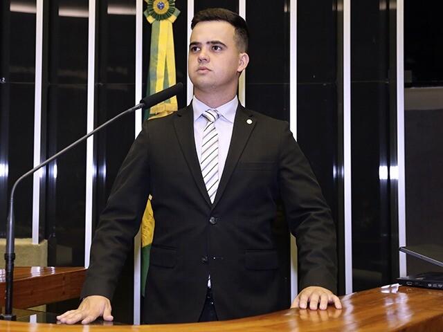 Deputado Junio Amaral Foto: Divulgação/Câmara dos Deputados