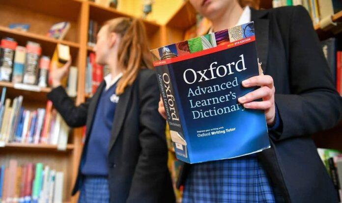 A casa editorial da Universidade de Oxford anunciou que todos os seus dicionários foram atualizados para acolher uma linguagem de gênero neutro e a comunidade LGBT. (Foto: PA)
