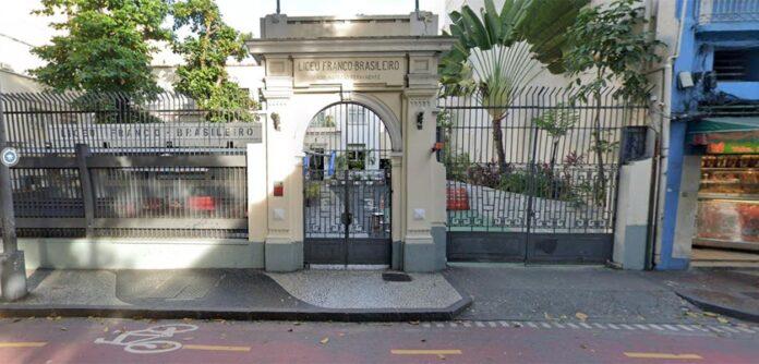 Colégio Franco-Brasileiro Foto: Reprodução