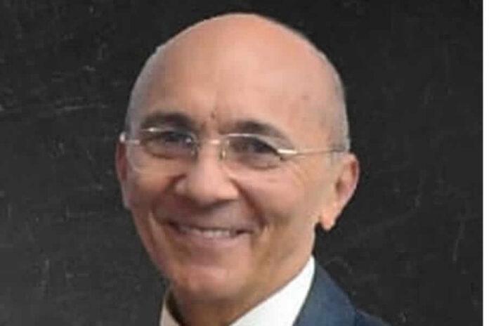 Pastor Francisco de Oliveira Cruz, morreu vítima da covid-19