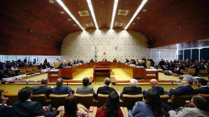 Plenário do STF (Imagem: Nelson Jr/STF