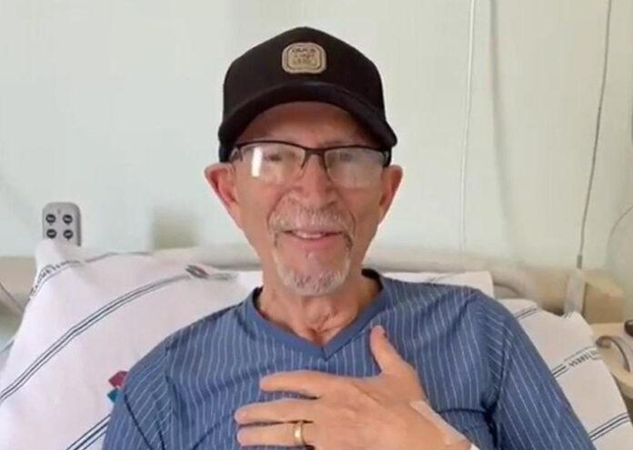 Pastor Jorge Linhares está internado com Covid pela 2ª vez
