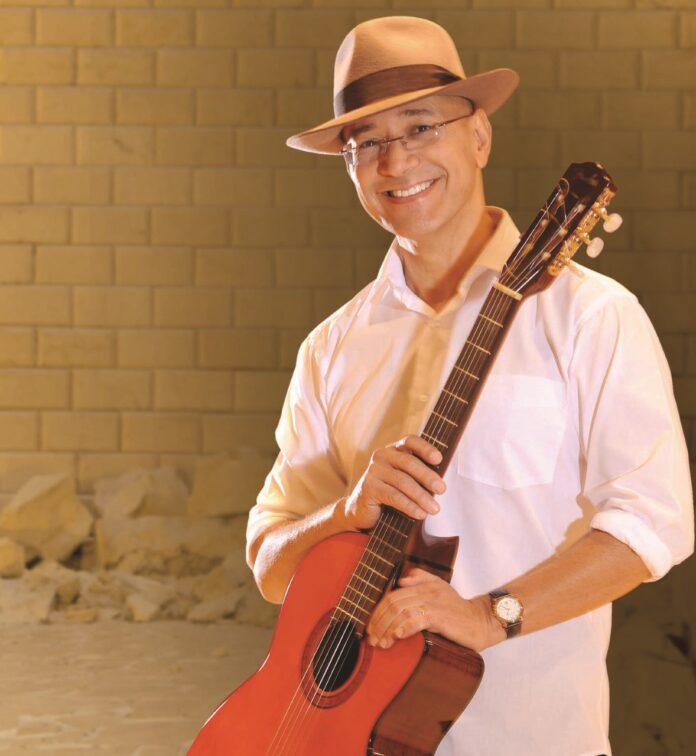Cantor Sérgio Lopes