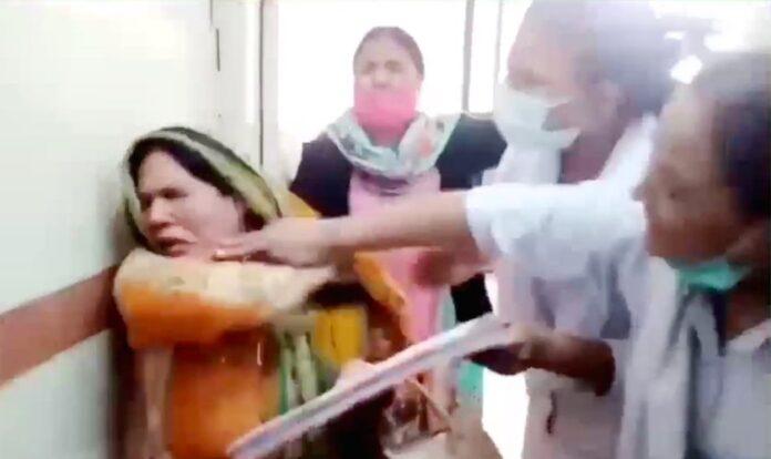 Tabitha Nazir Gill foi atacada por falsa acusação de blasfêmia em hospital do Paquistão. (Foto: Morning Star News)